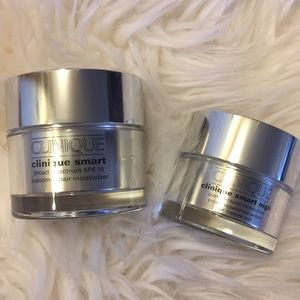 Clinique smart custom repair cream set